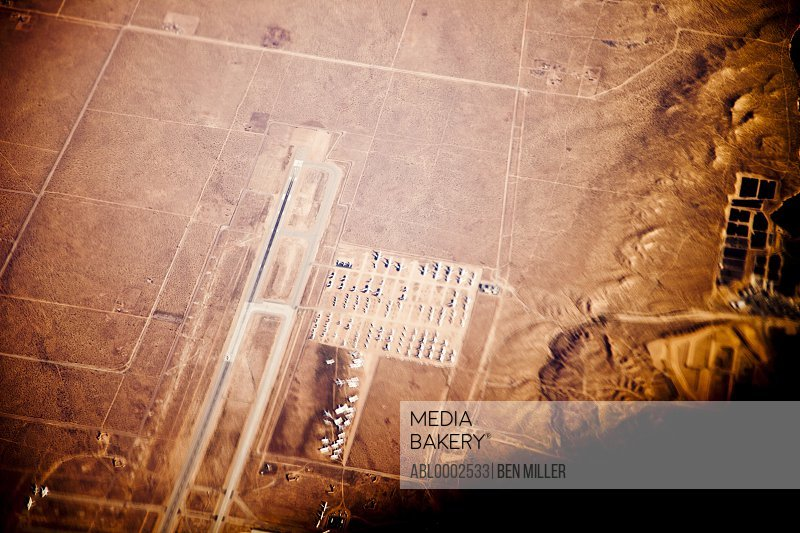 Airbase, Aerial View