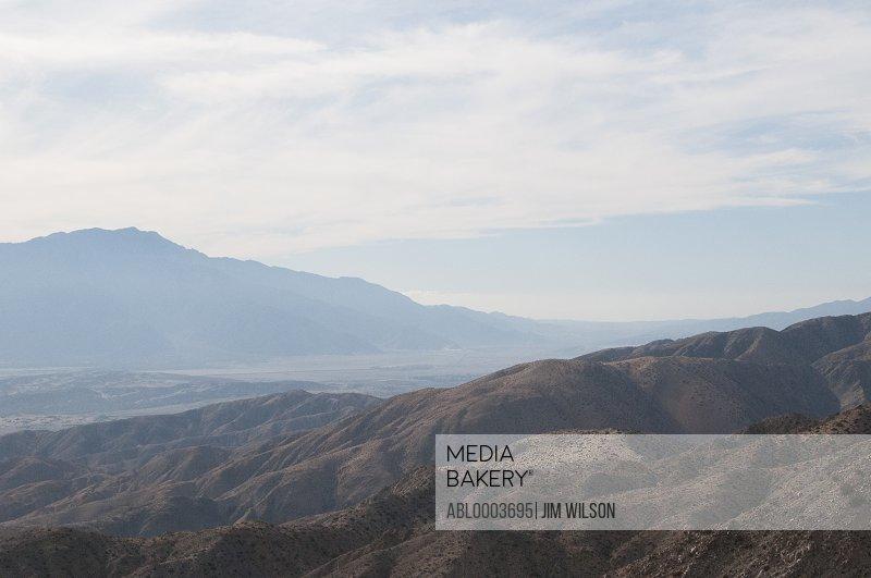 Desert Landscape, Joshua Tree National Park, California, USA