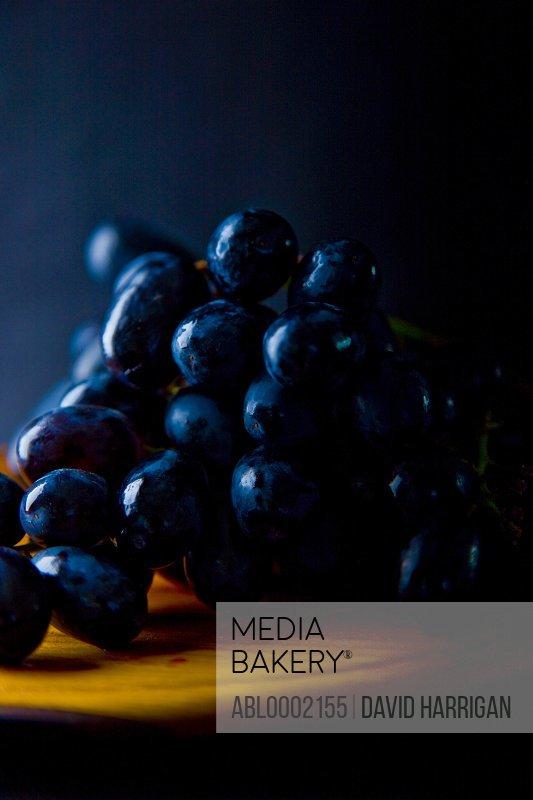 Black Wine Grapes