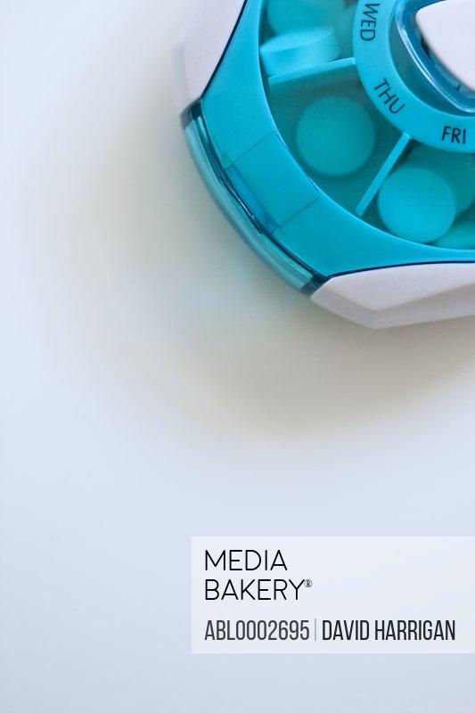 Weekday Pill Dispenser