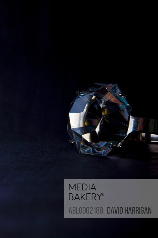 Diamond Ring - Close-up view