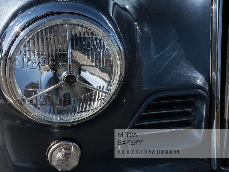 Vintage Car Headlight