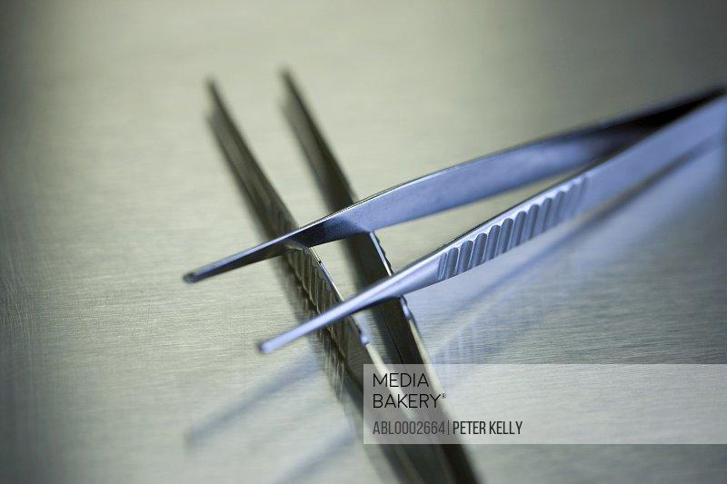 Surgical Tweezers