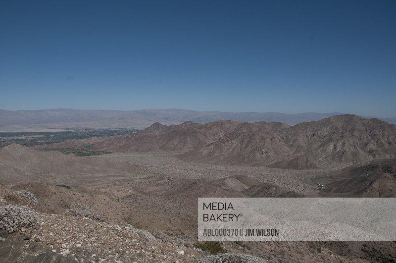 Desert Mountains, Palm Springs, California, USA