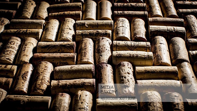Wine Corks, Full Frame