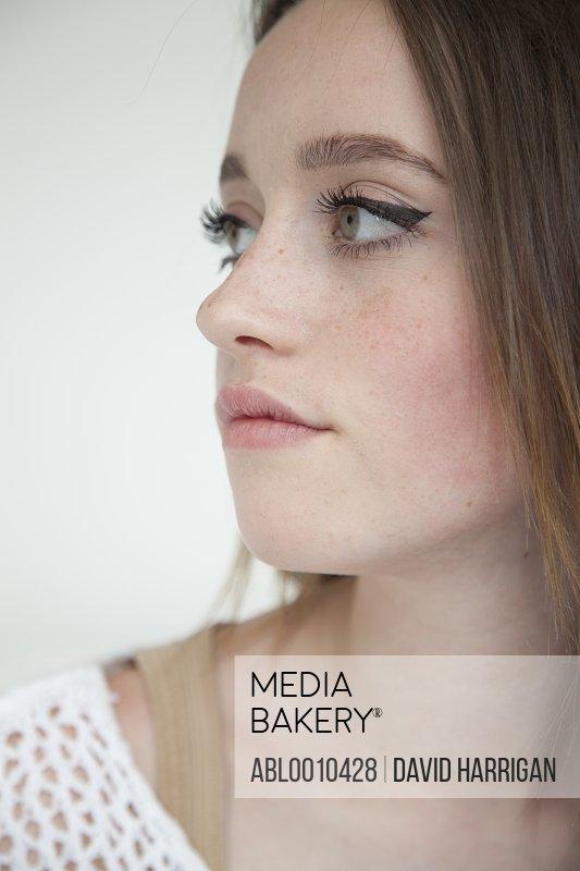 Profile of Teenage Girl