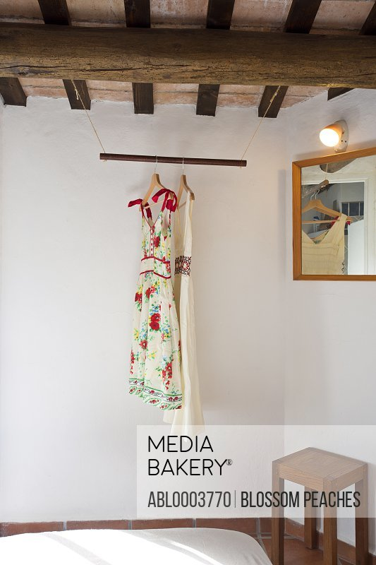Hanging Dresses
