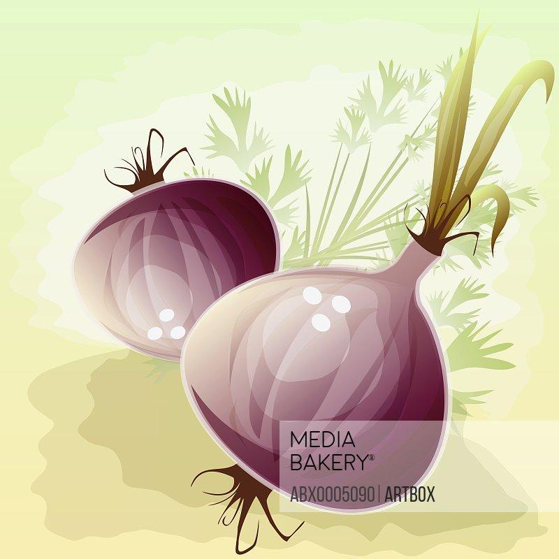 Two turnips