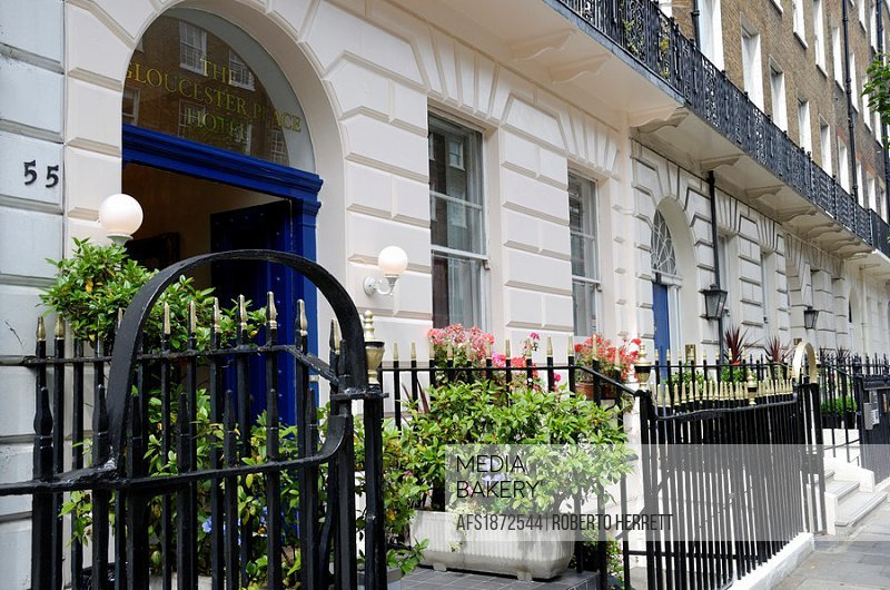 Hotels in Gloucester Place, London, England