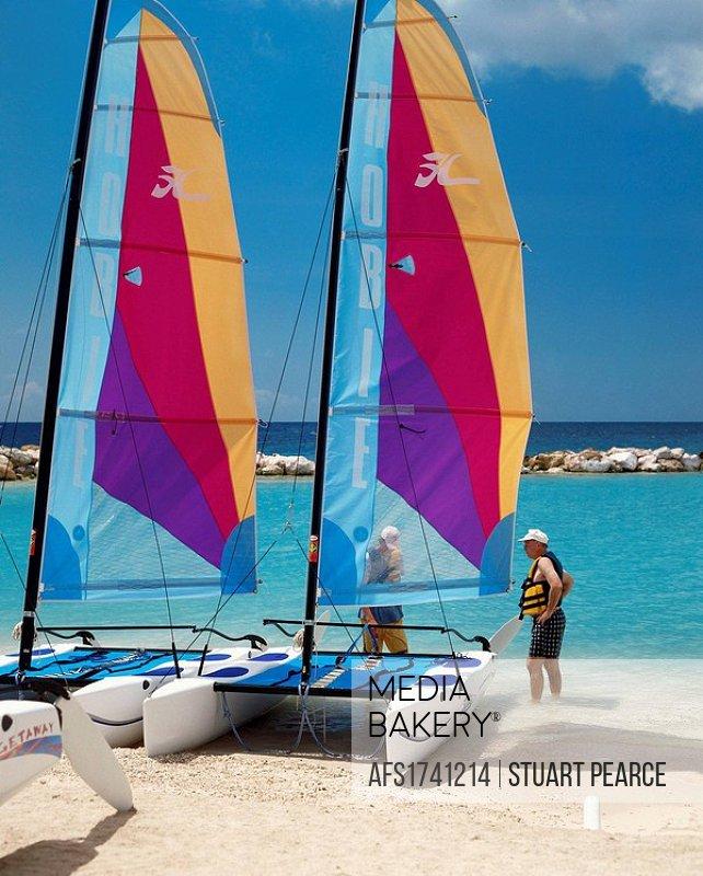 Seaquarium Beach in Curaçao, Dutch Antilles, Caribbean