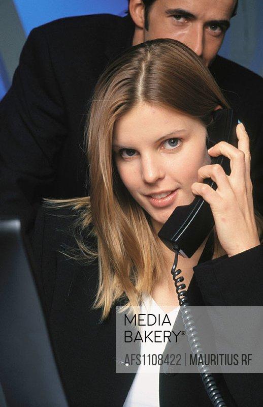 Business, Telephone, Communication