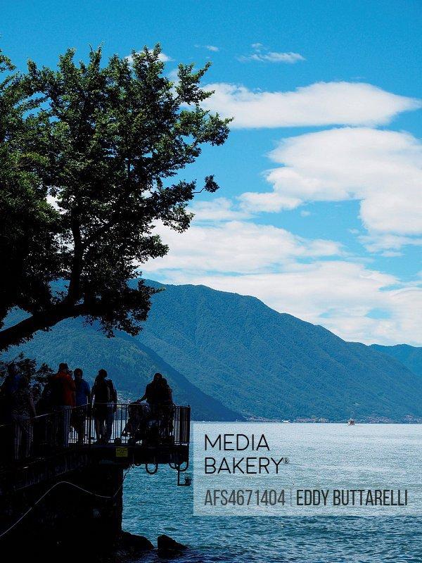 Varenna, Como Lakes, east coast, Lombardy, Italy, Europe