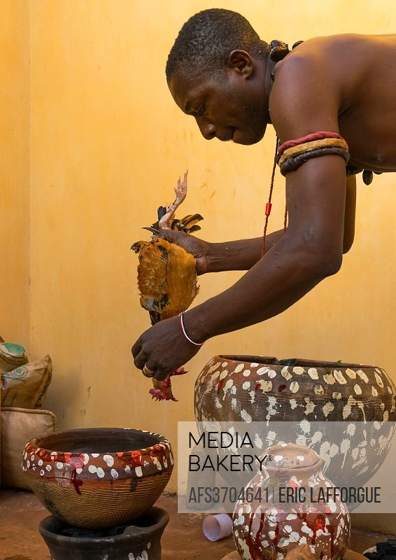 Mediabakery - Photo by Age Fotostock - Benin, West Africa