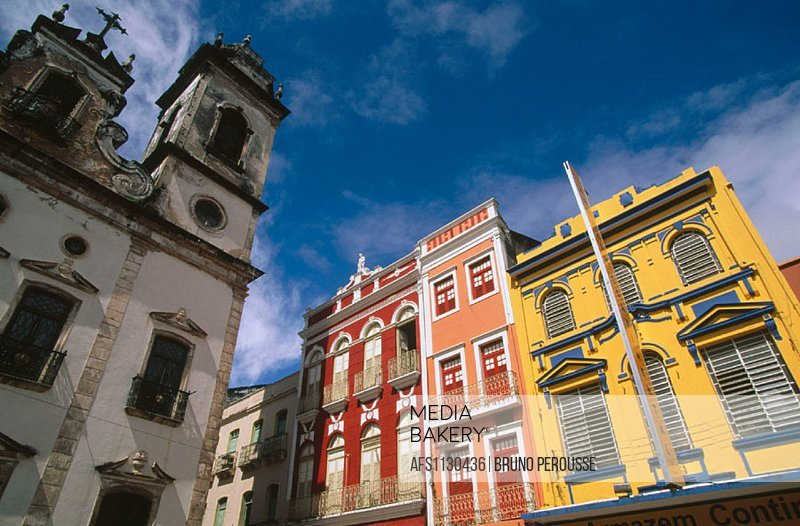 City of Recife, capital of Pernambuco State. Brazil