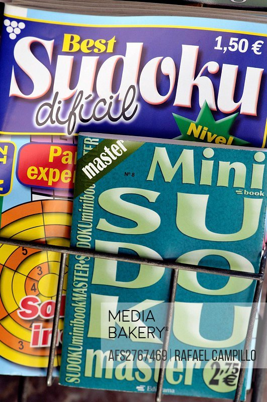 Sudoku hobbies