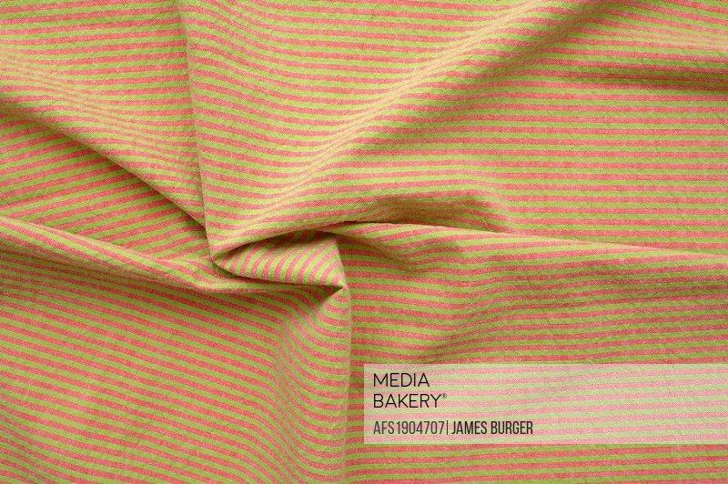 horizontal striped fabric
