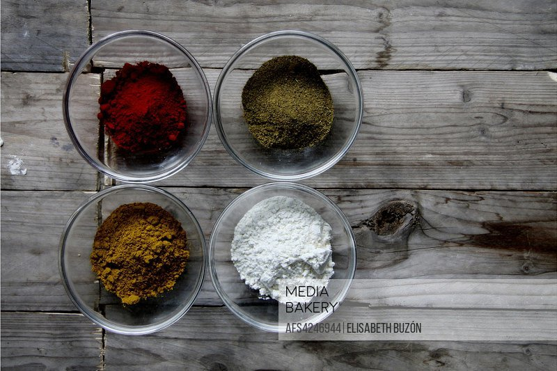 Picture about spices.