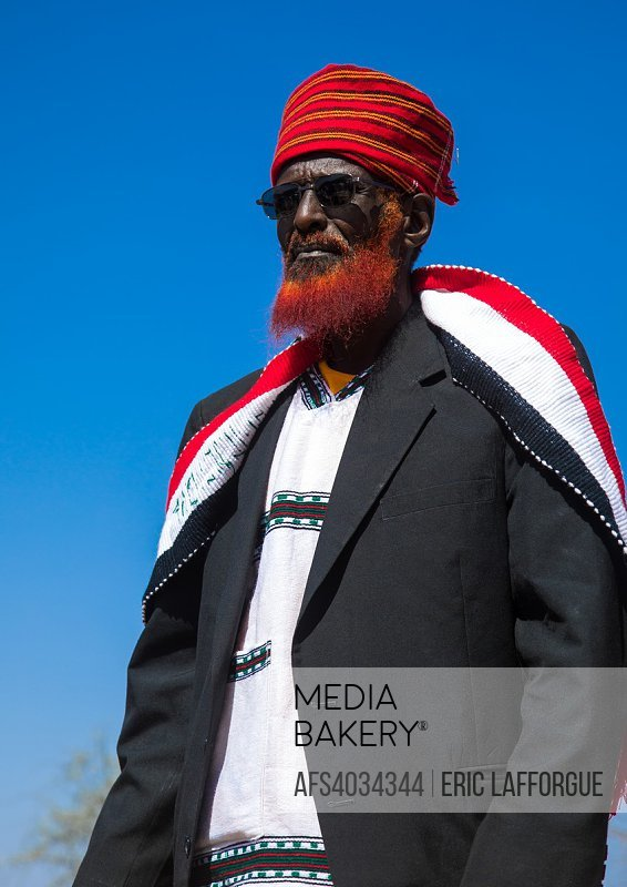 Mediabakery - Photo by Age Fotostock - Portrait of a Borana tribe