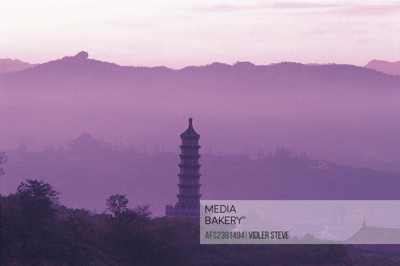 And, Architecture, Asia, Chengde, China, Chinese, Dawn, Happiness, Hebei, Heritage, Historical, Holiday, Landmark, Longevity, Mi