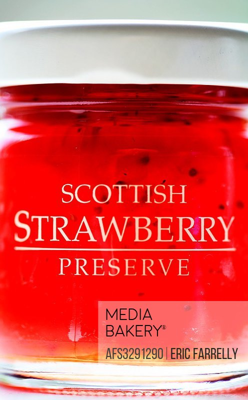 Local Scottish Jam produce