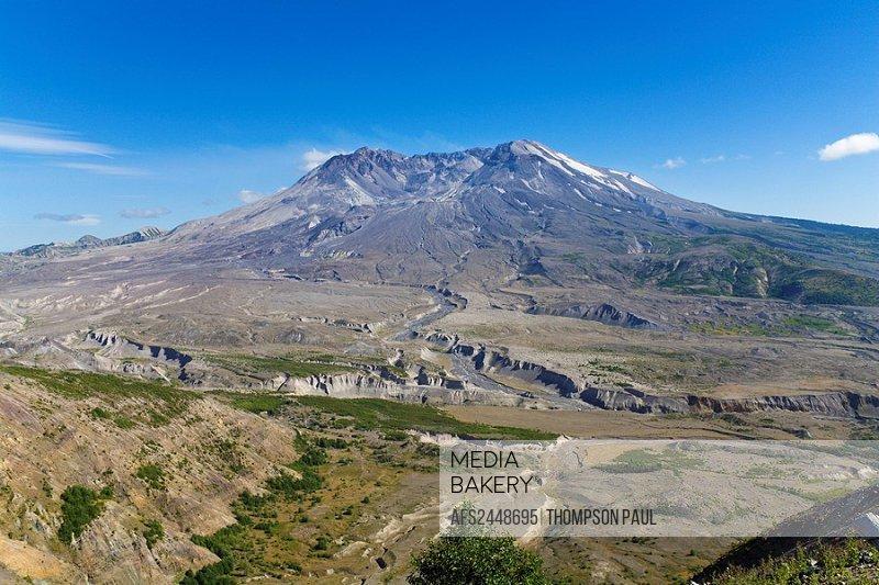United States, North America, Washington, Mount St Helens, USA, America, United States, North America, America, active