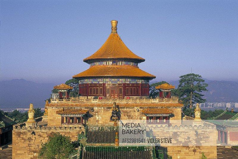 Architecture, Asia, Chengde, China, Chinese, Happiness, Hebei, Heritage, Historical, Holiday, Landmark, Pagoda, Province, Pule s