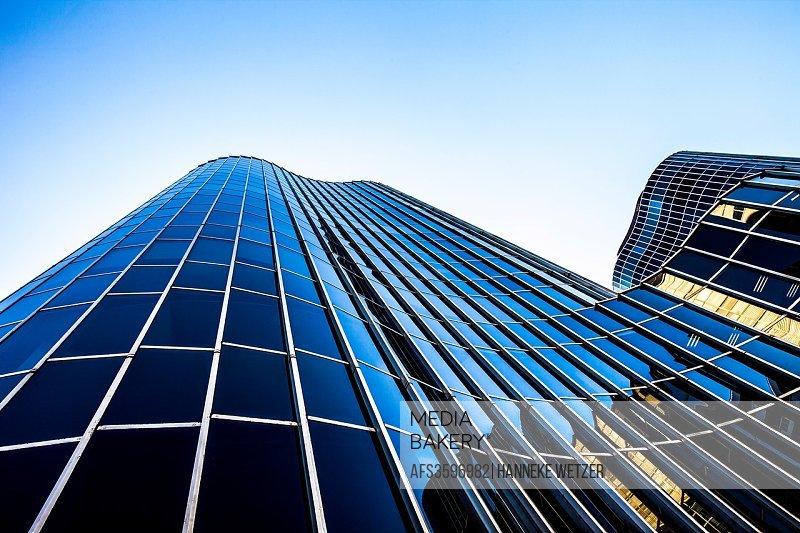 Barcelona Trade Towers, Spain.