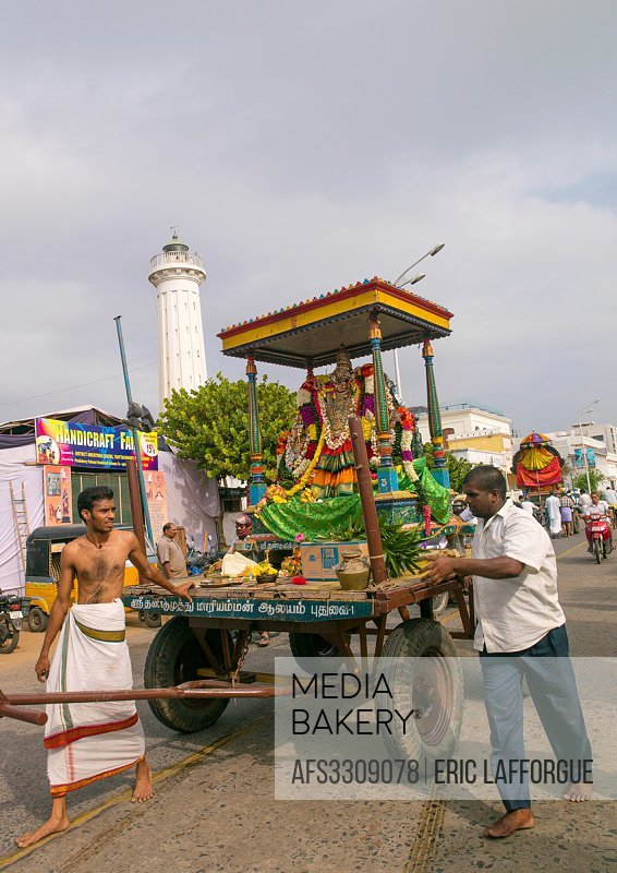 The Masi Magam Festival of Pondicherry is celebrated on the full moon day of the Tamil month Masi located between February and March, the main aspect ...