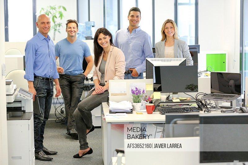 Executive Team. Office.