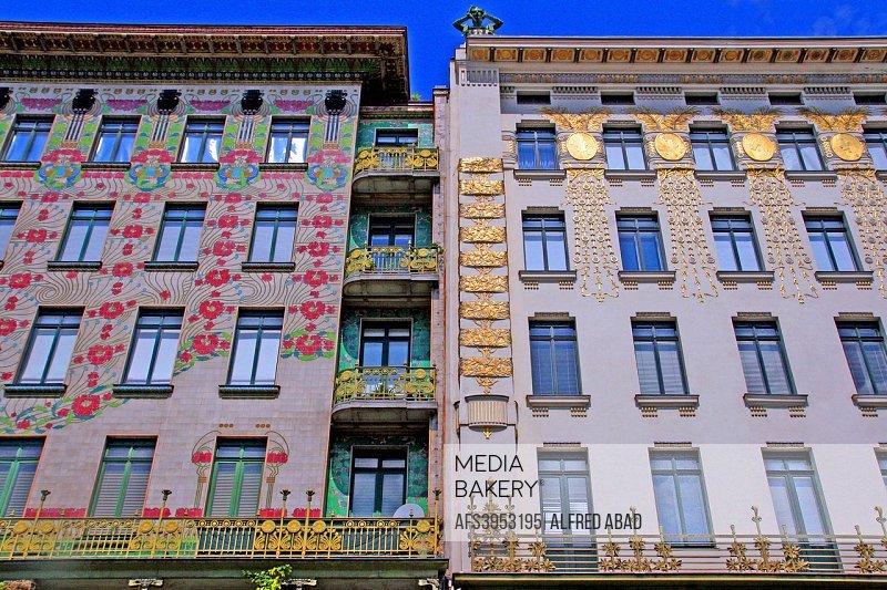 Residential building, Vienna, Austria