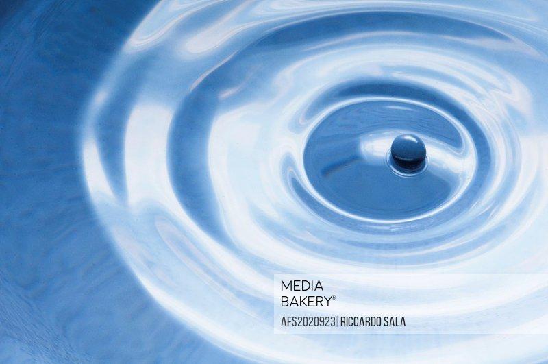 Water ripple , Water drop