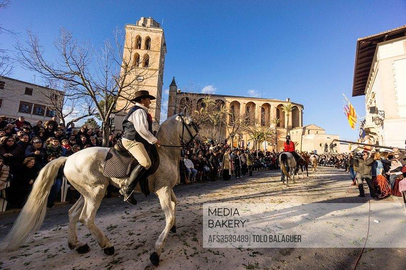 Beneïdes de Sant Antoni, Muro, Mallorca, Balearic Islands, Spain
