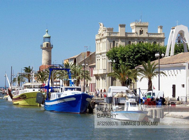 France, Cote Azur, le grau-du-roi