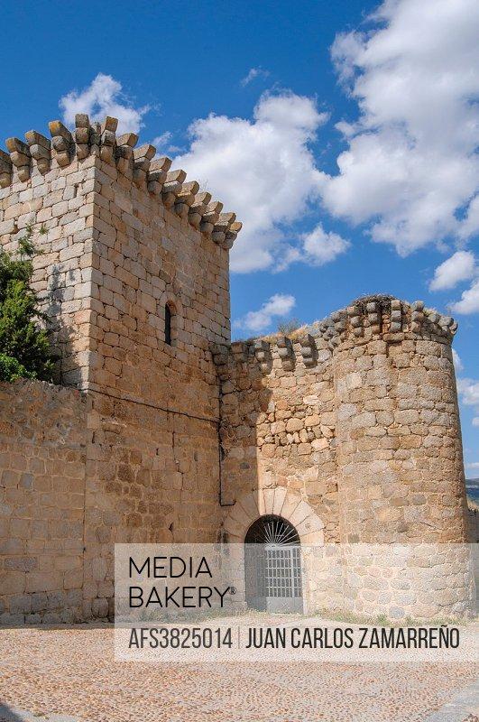 Mediabakery Photo By Age Fotostock Castle Of Bonilla De La