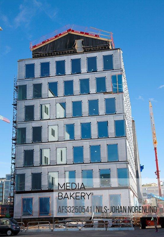 Residential buildings,       Stockholm Sweden.