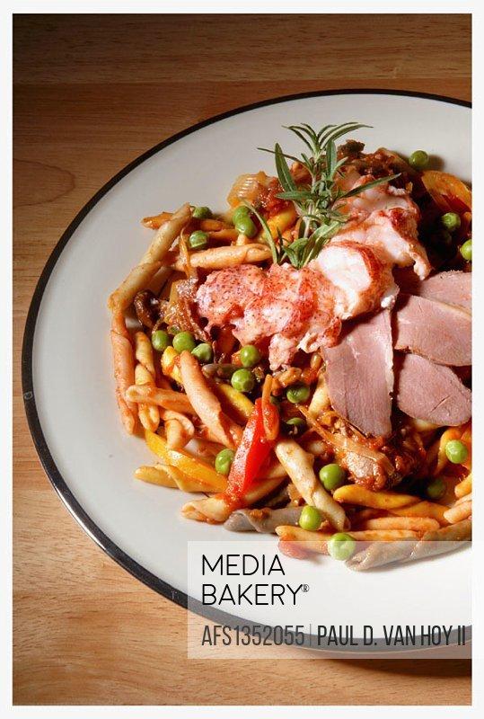Food: fusion dish