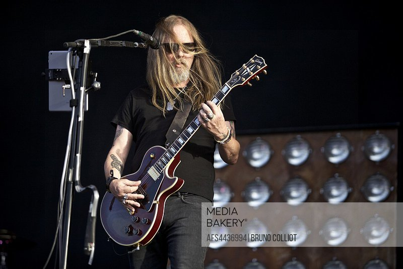 ALICE IN CHAINS american granite, mainstage Hellfest 2018, Clisson, Loire Atlantique, France.