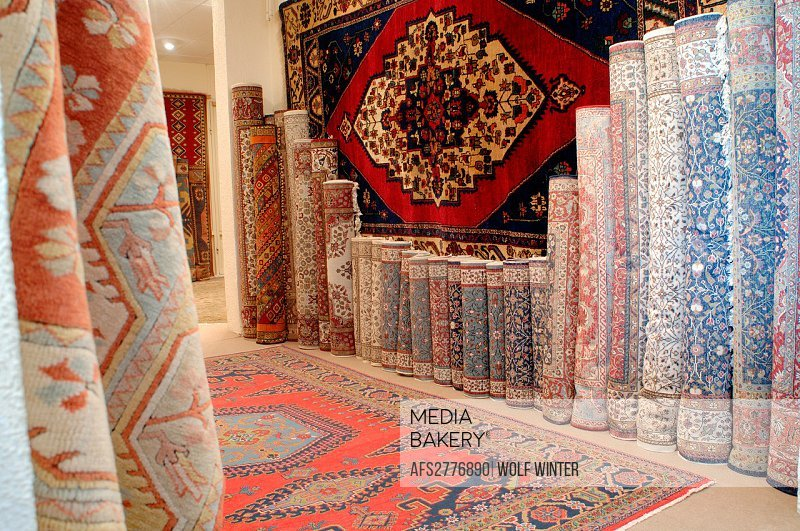 Uerguep Carpet Cooperative, Cappadocia