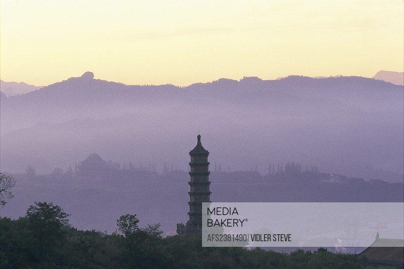 And, Architecture, Asia, Chengde, China, Chinese, Happiness, Hebei, Heritage, Historical, Holiday, Landmark, Longevity, Miao, Pa