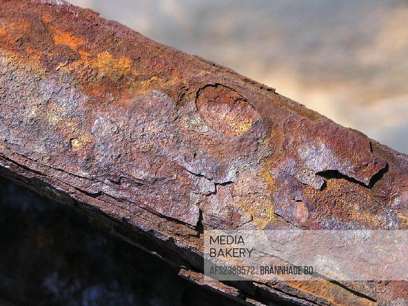 corrosion, detail, metal, Rust, rusting