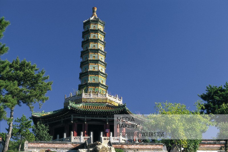 And, Architecture, Asia, Chengde, China, Chinese, Happiness, Hebei, Heritage, Historical, Holiday, Landmark, Longevity, Miao, Pa