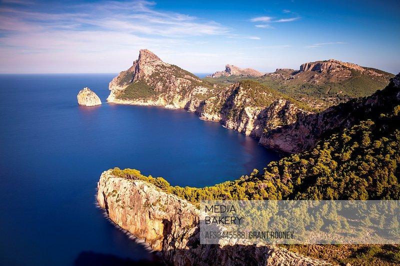 Formentor Viewpoint, Mallorca - Spain.