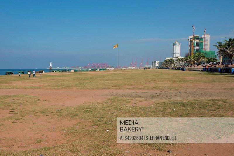 Sri Lanka, Colombo Asia, capital