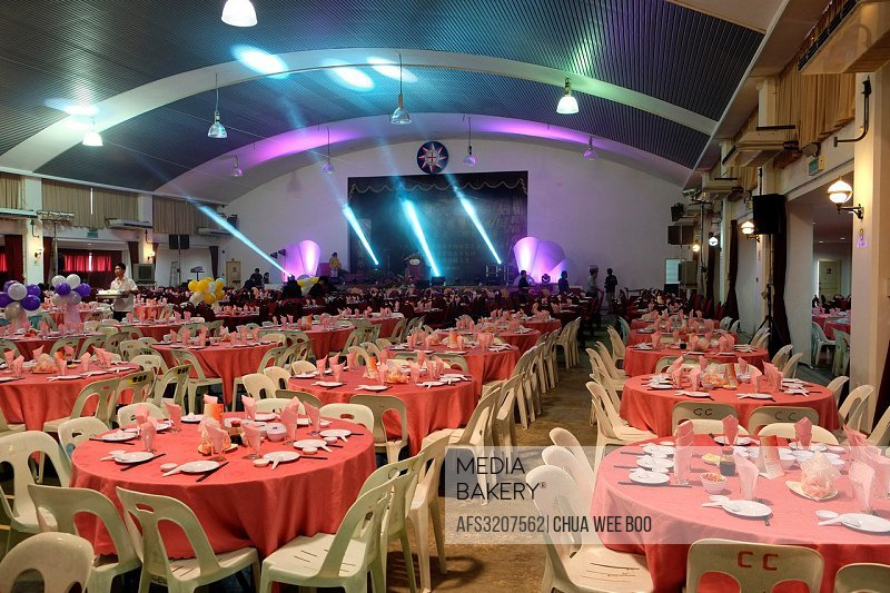 Sarawak Chai´s Clan Women Section 15th Anniversary Party in Kuching, Sarawak, Malaysia.