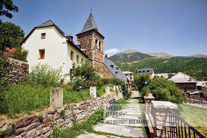 Plan  Huesca, Aragón, Spain