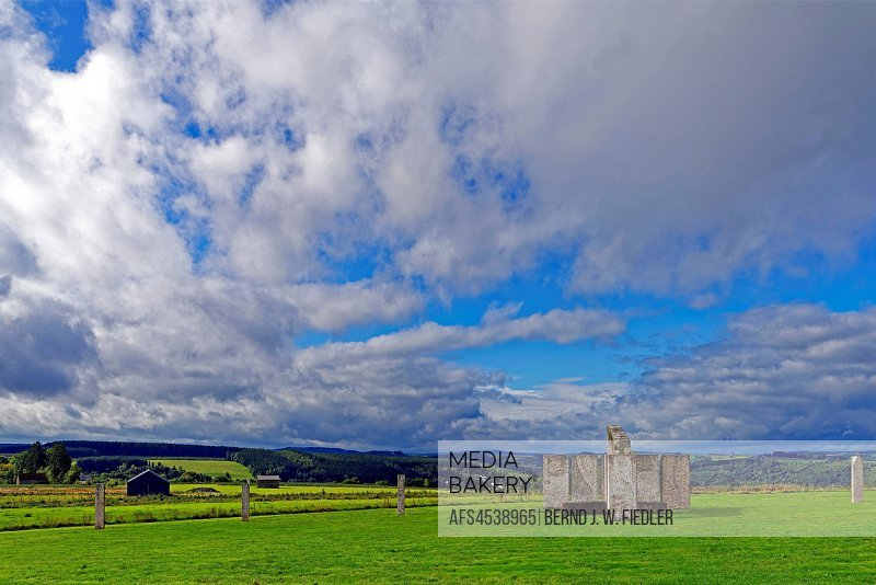 Europalia monument, Nadrin Belgium