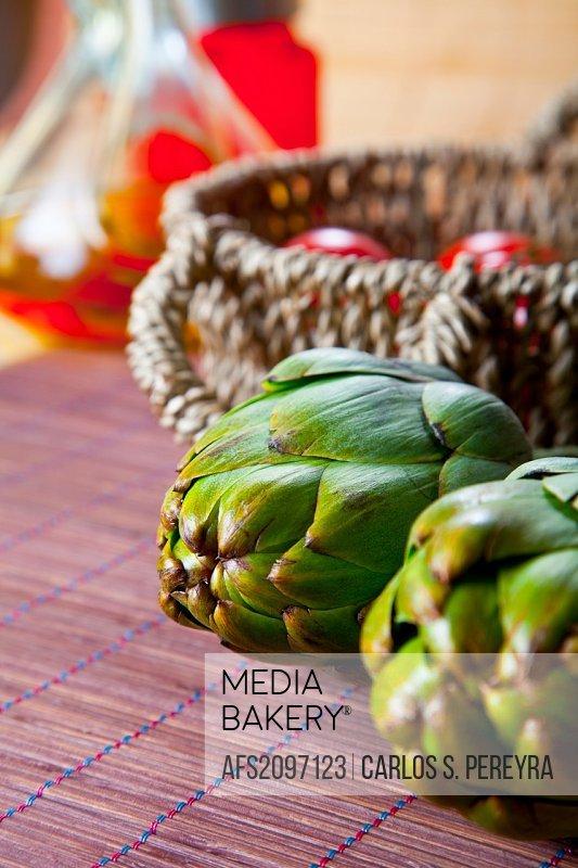 organic artichoke  Mediterranean diet