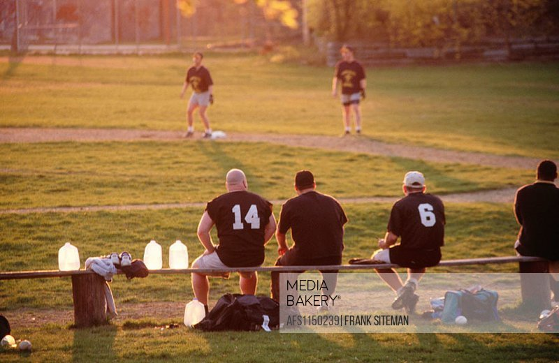 Men - Softball - mi Team