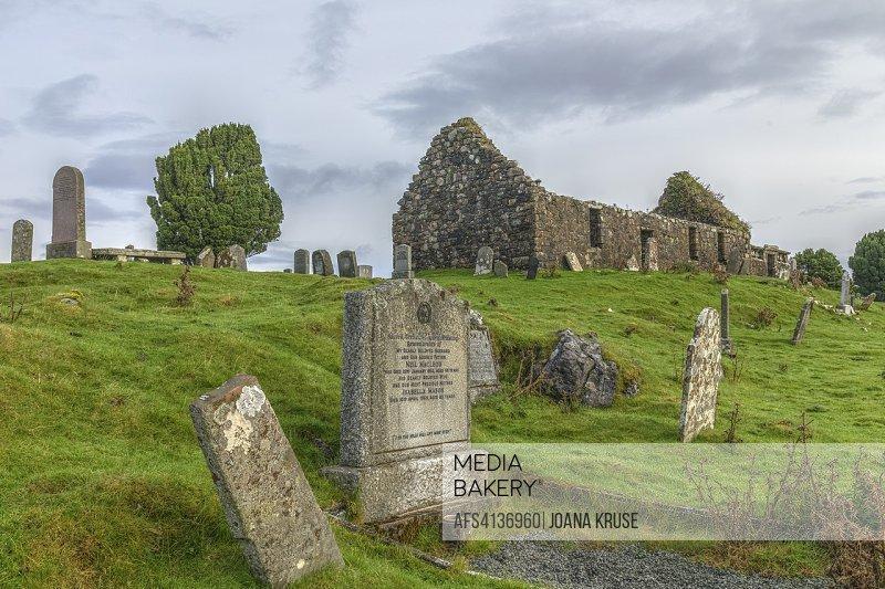 Cill Chriosd, Isle of Skye, Scotland, United Kingdom