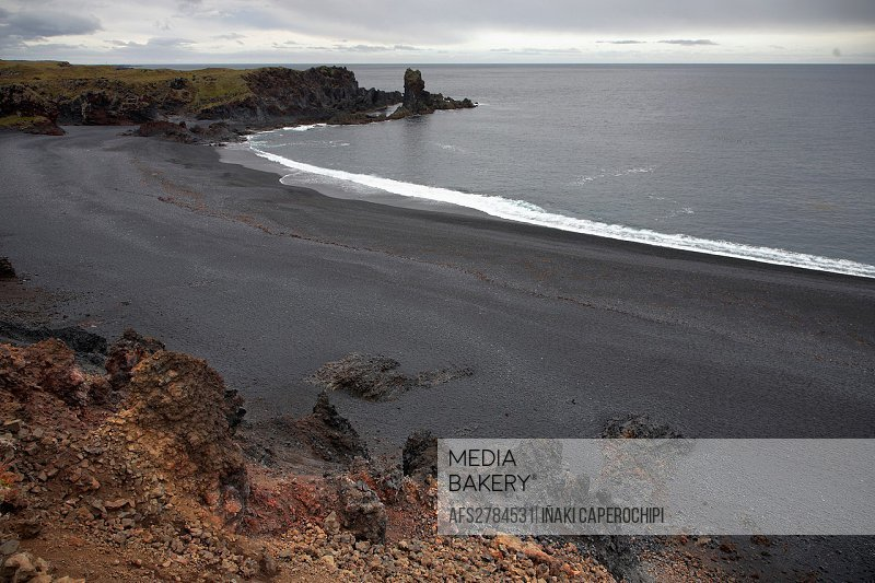 Djupalonssandur beach, Snaefellnes, Iceland